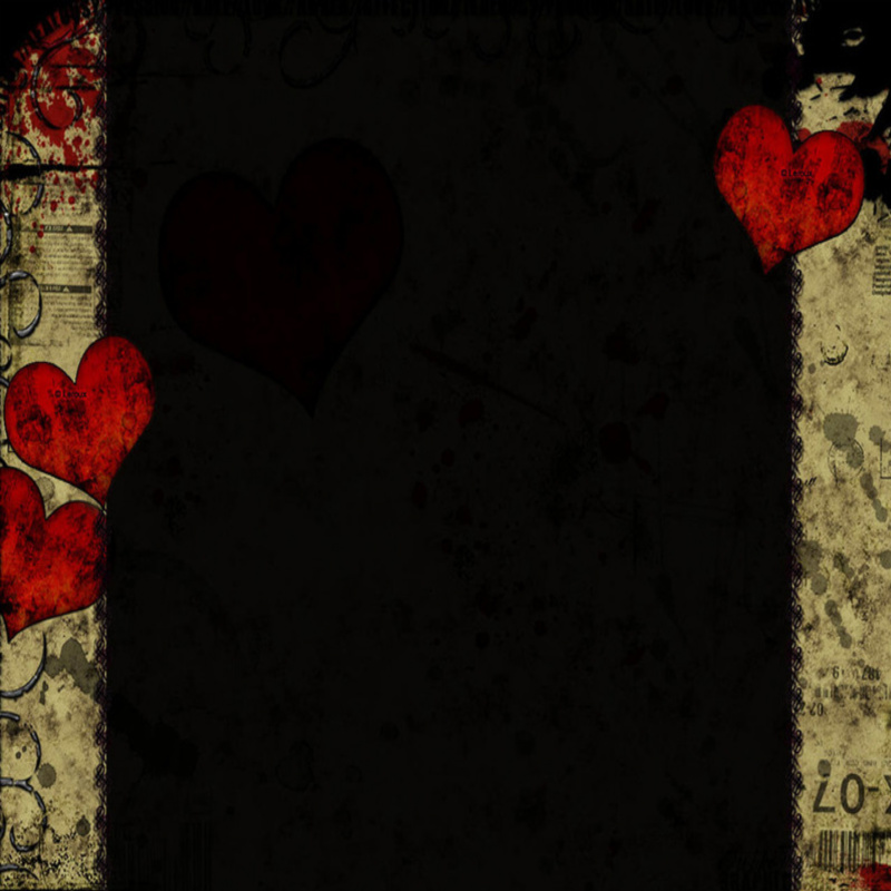 EMO Background for TWITTER 800x800
