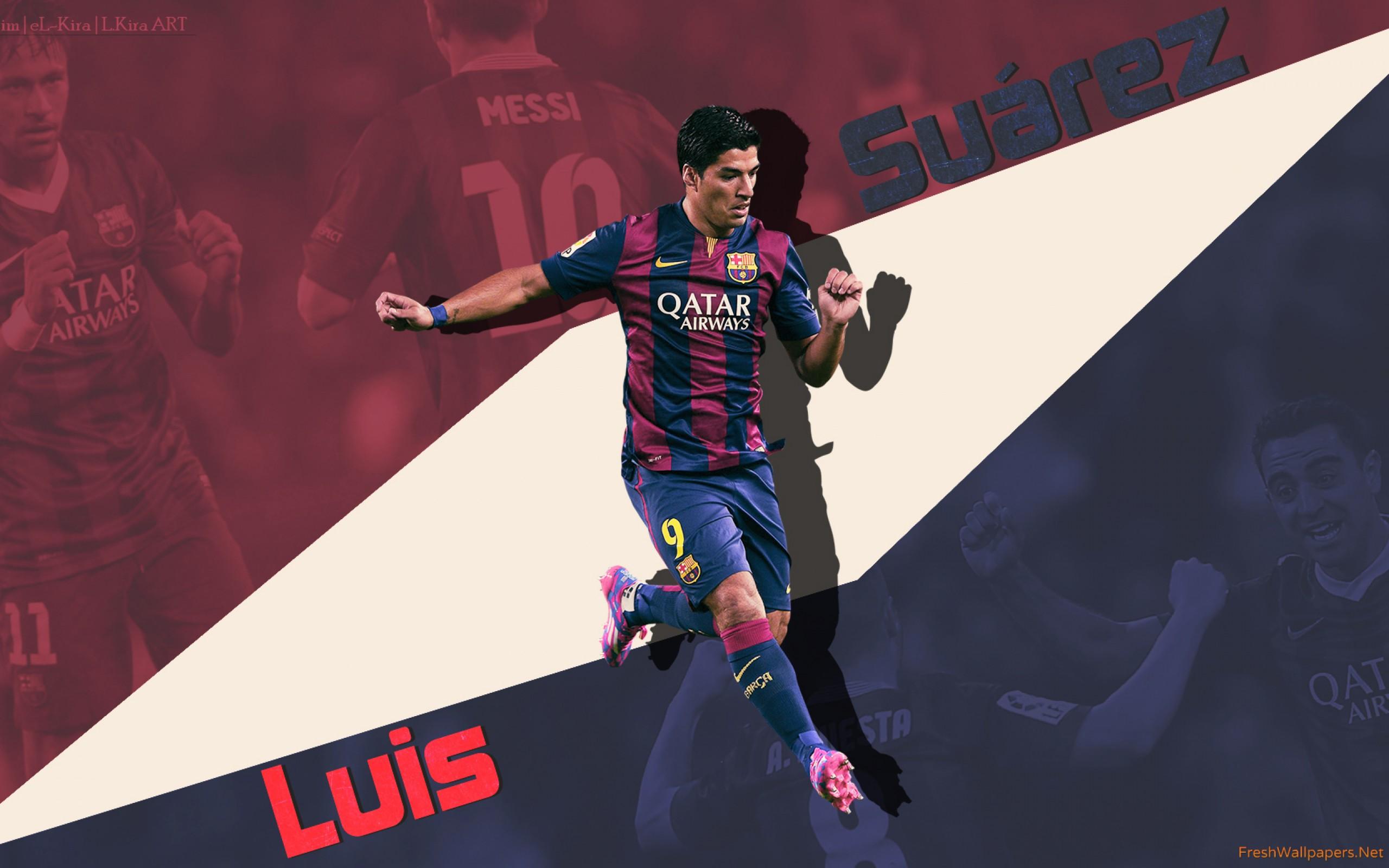Luis Suarez Wallpapers Pictures Images 2560x1600