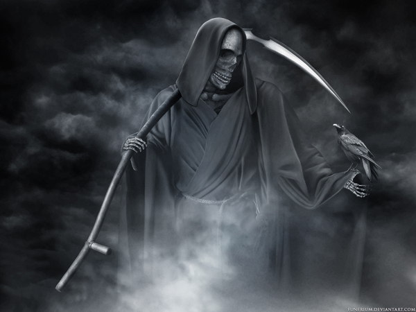 The grim reaper by Funeriumjpg 600x450