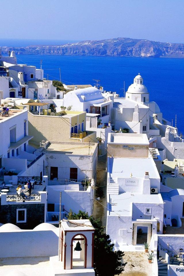 43 Screensavers And Wallpaper Greece On Wallpapersafari