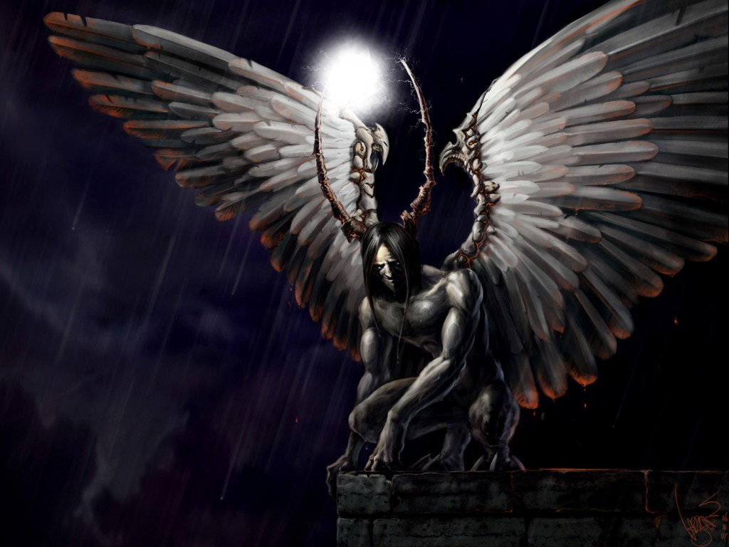 Dark Angel Anime Wallpaper 11262 Hd Wallpapers in Anime   Imagescicom 1024x768