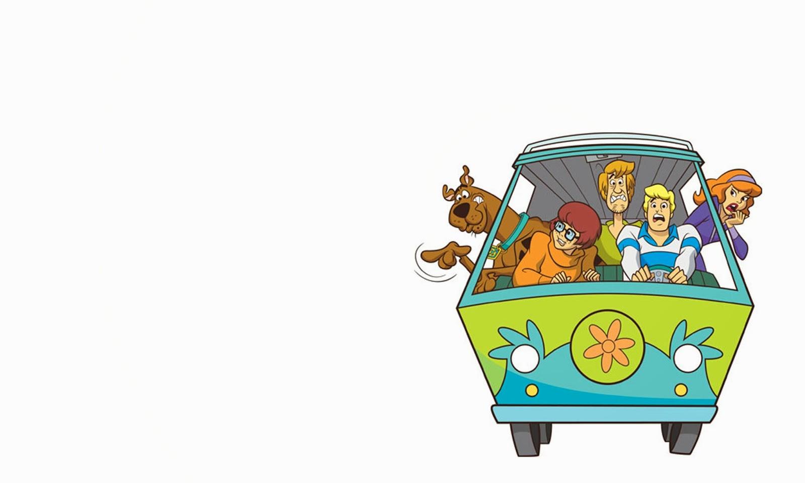 Scooby Doo Widescreen Wallpapers 26501   Baltana 1600x960