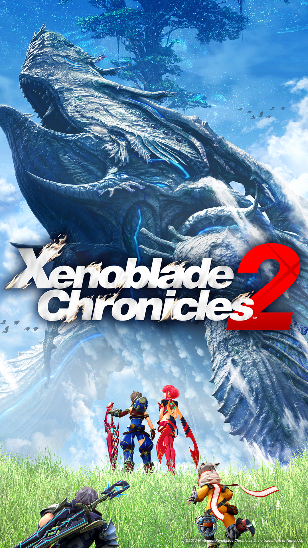 Free Download Media Xenoblade Chronicles 2 For Nintendo Switch