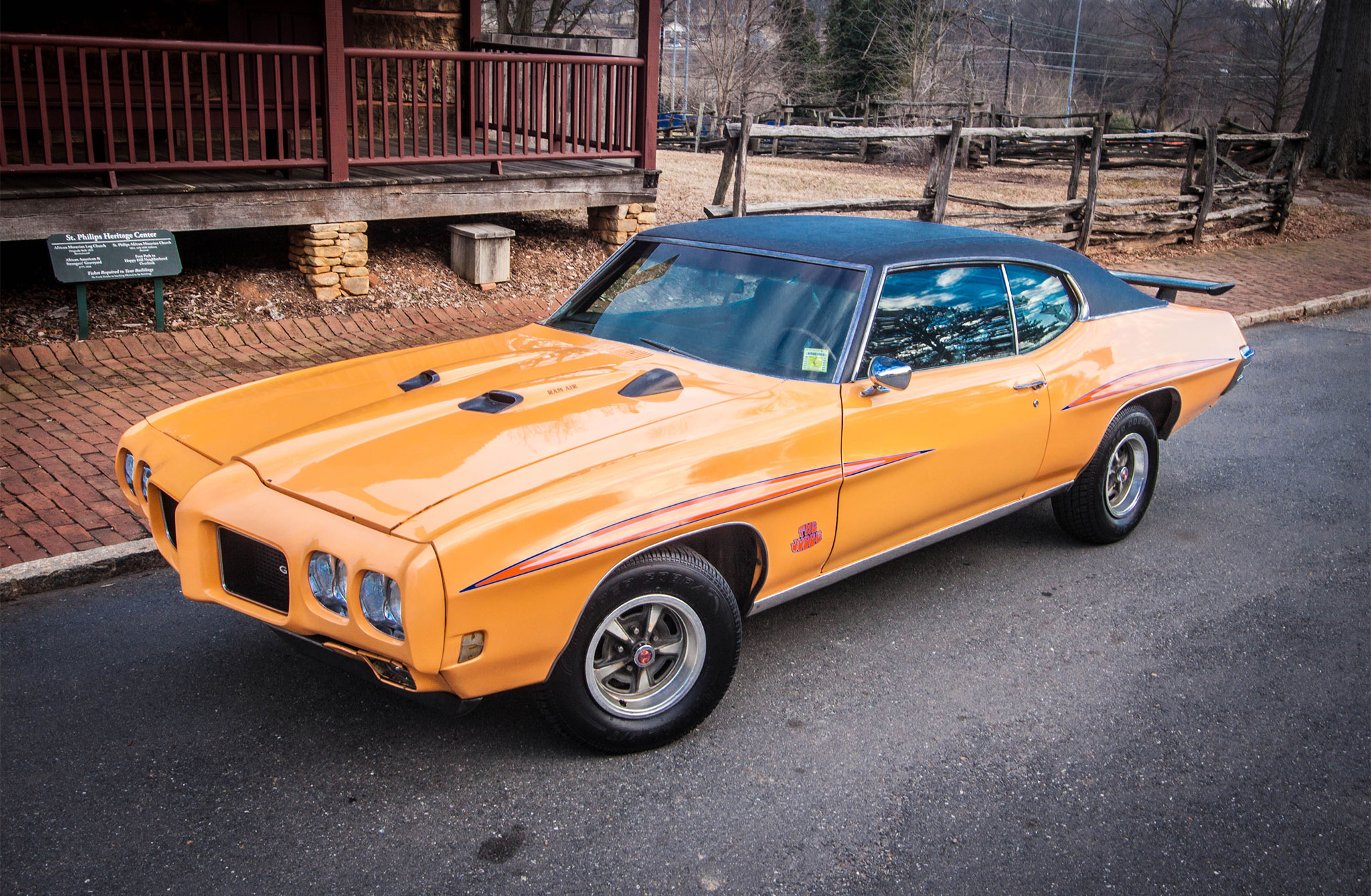 1970 gto judge Car Pictures 2048x1340