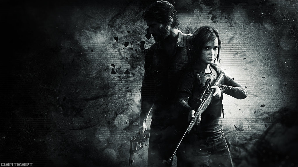 The Last Of Us Wallpapers F3IGDQ5   4USkY 1024x576