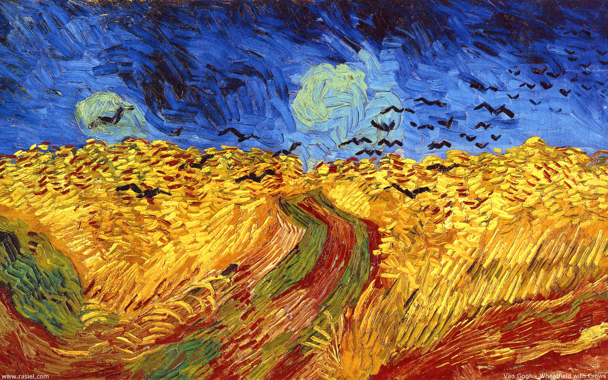 Van Gogh Wallpapers 70 2560x1600