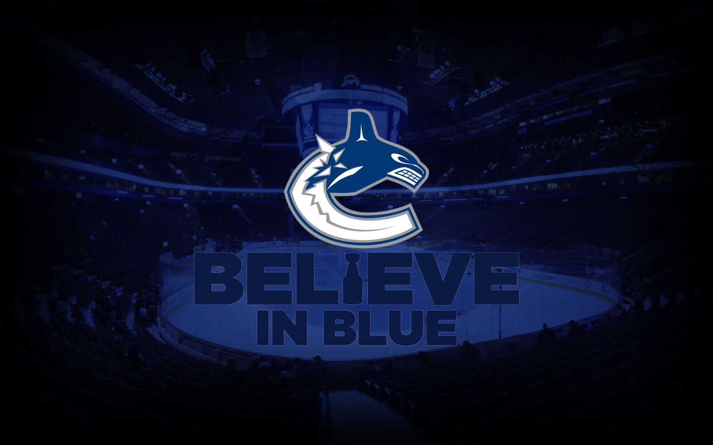 Vancouver Canucks   NHL Team Wallpaper 1440x900