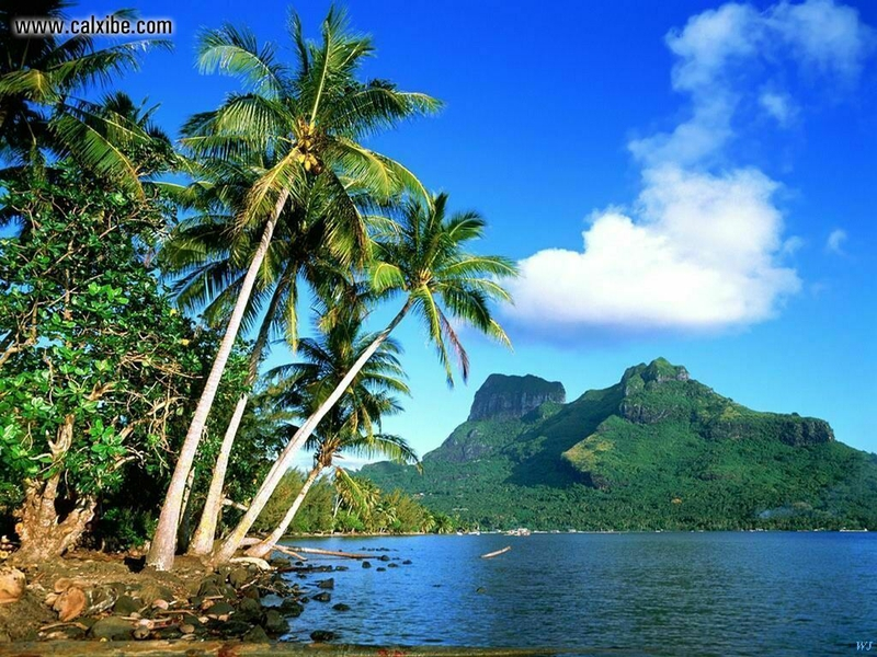 Great Landscape Tropical Landscape U2013 Nature Beaches HD Desktop Wallpaper .