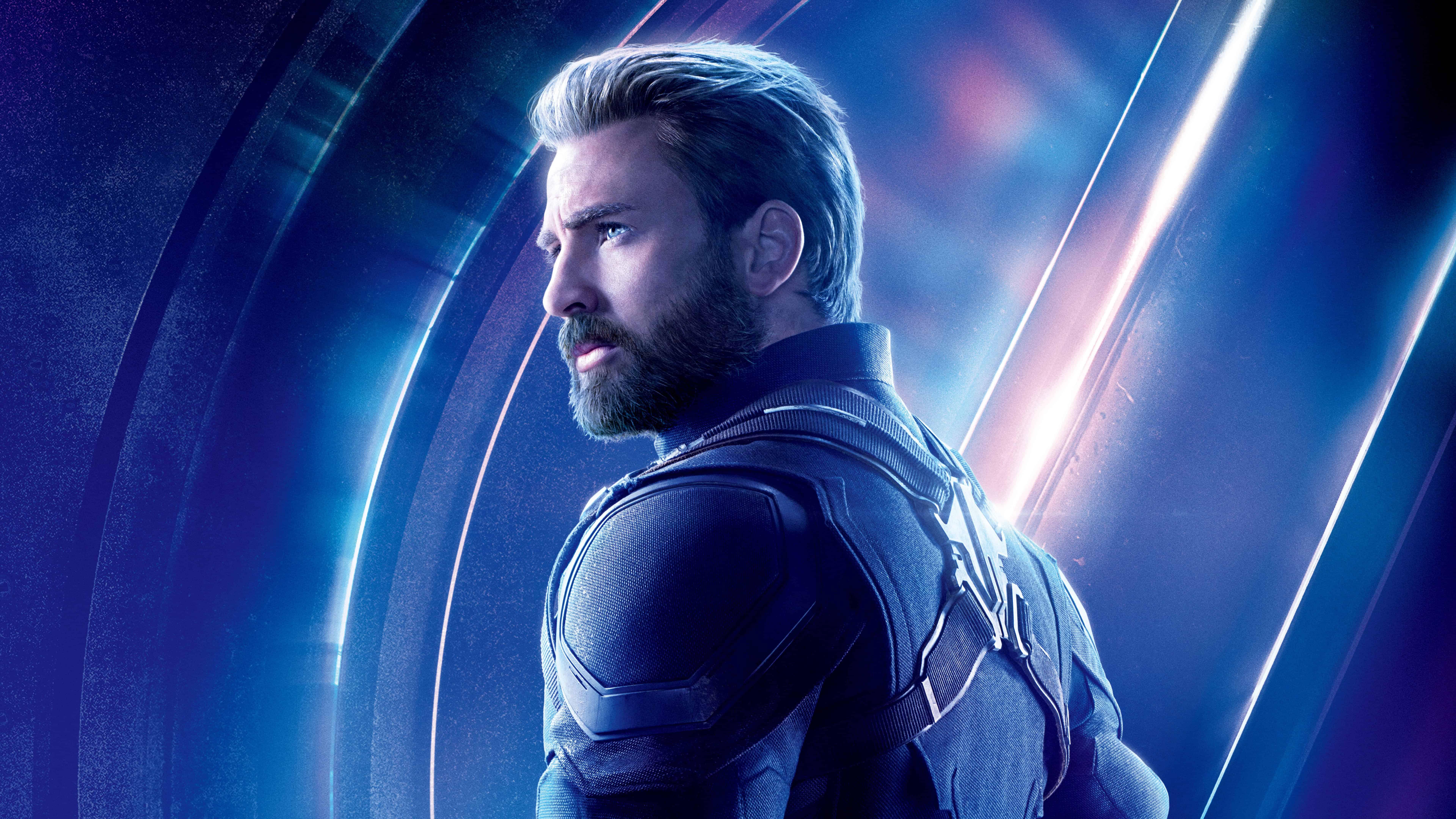 Avengers Infinity War Captain America UHD 8K Wallpaper Pixelz 7680x4320