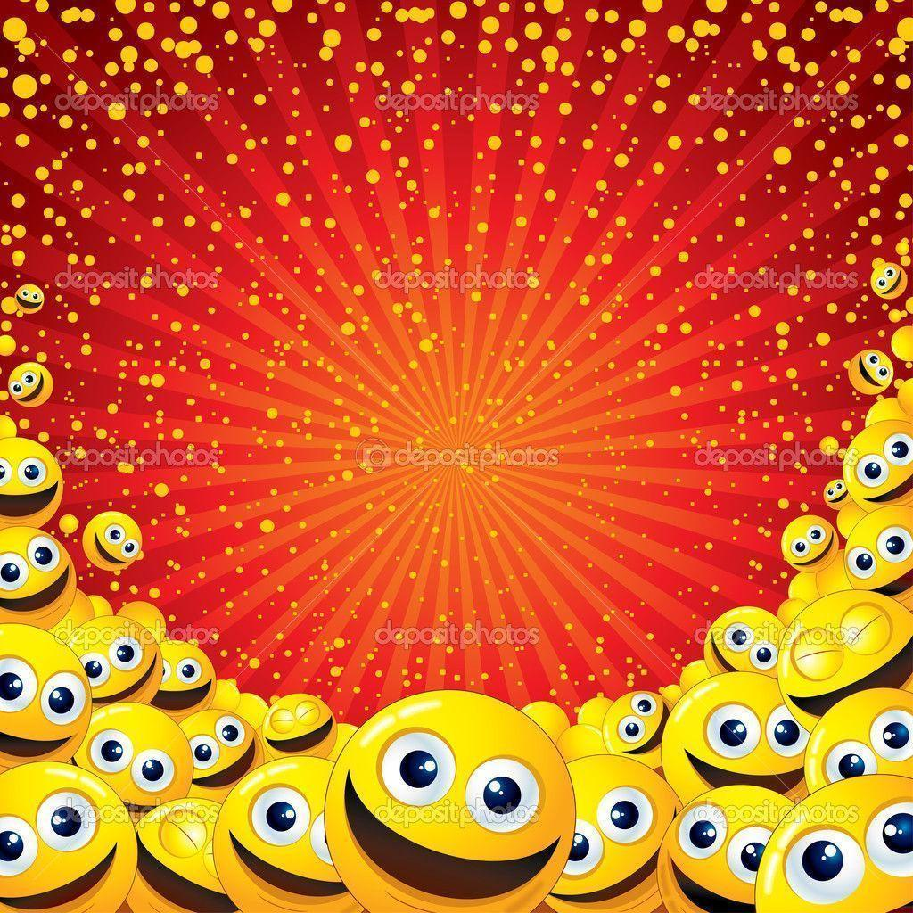 Smiley Backgrounds 1024x1024
