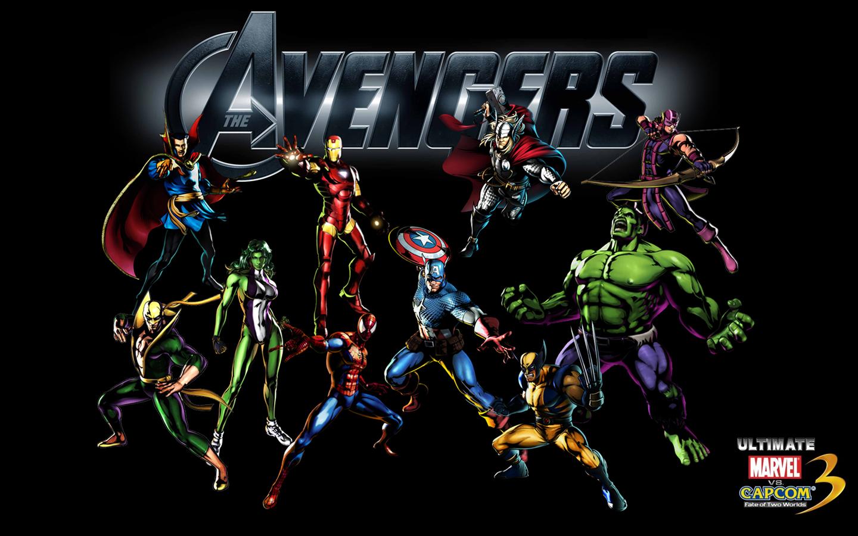 ultimate avengers wallpaper - photo #1