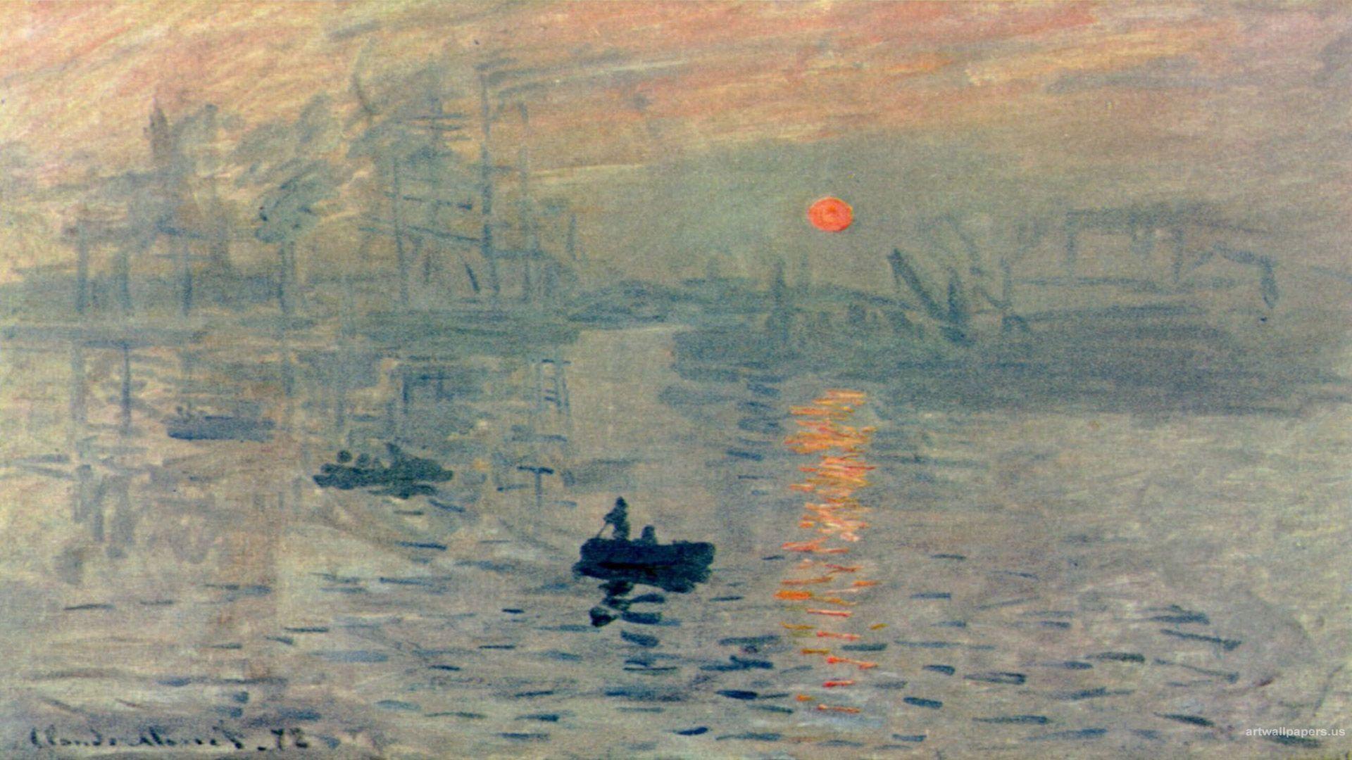 Impressionism Wallpapers 1920x1080