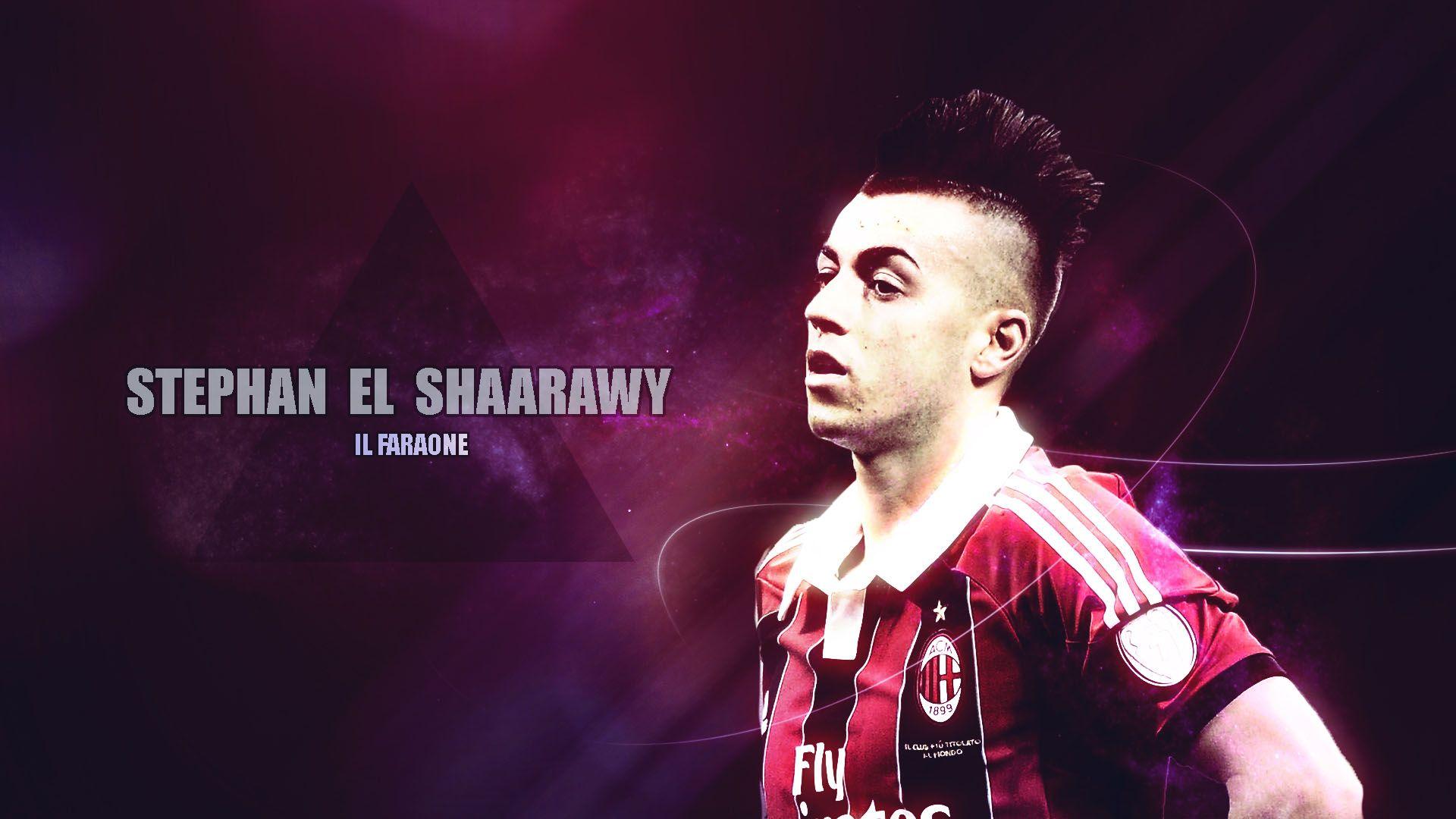 Download HQ El Shaarawy AC Milan 2015 Wallpaper HD Wallpapers 1920x1080
