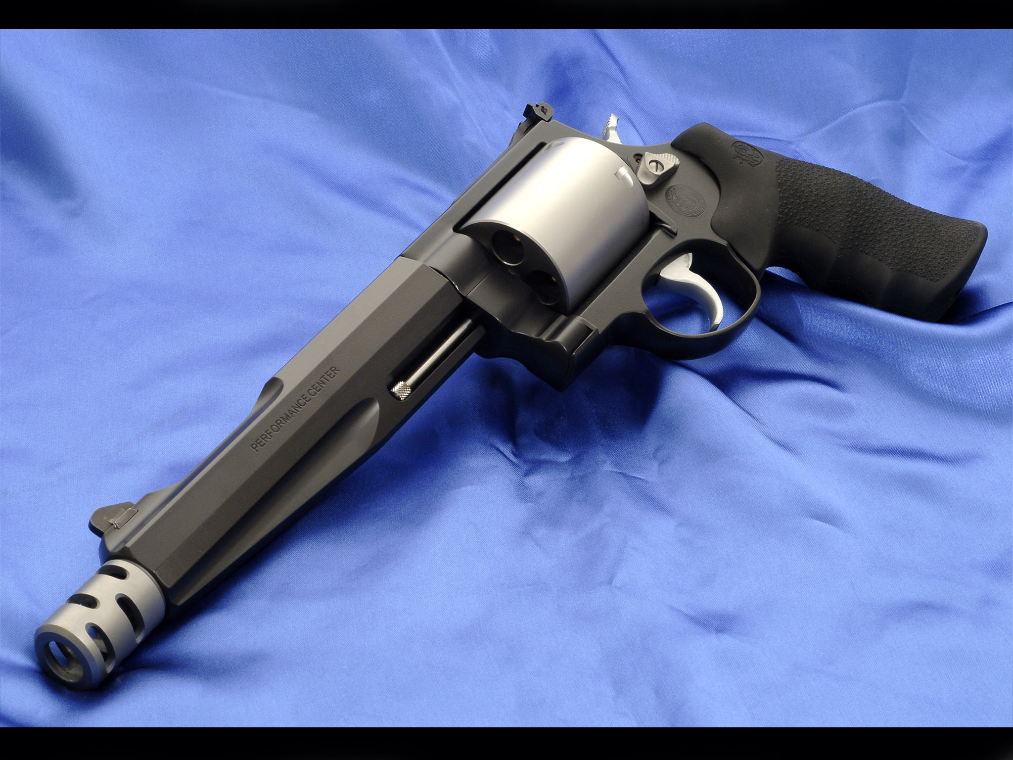 Smith Wesson Revolver Computer Wallpapers Desktop Backgrounds 2048x1536