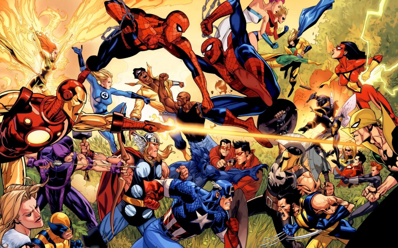 Free download Marvel Comics Wallpaper ...