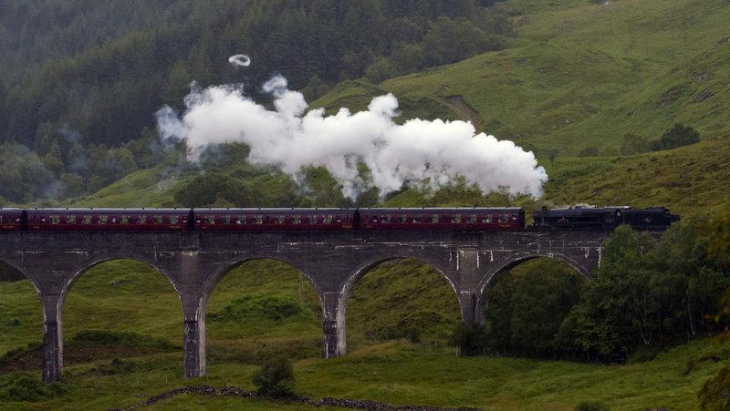 Hogwarts Express Wallpaper PicsWallpapercom 800x451