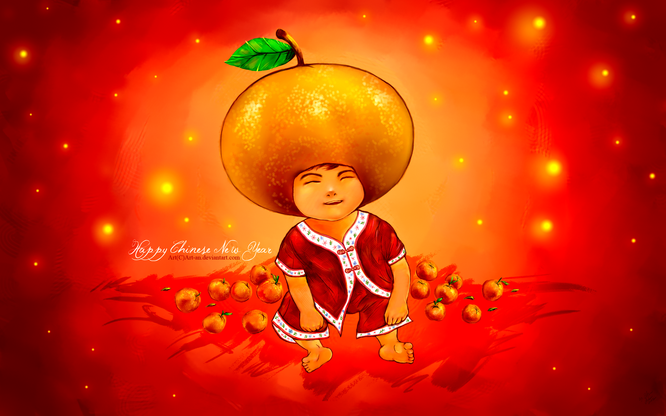 Happy Chinese New Year Wallpaper Backgrounds 12737 Wallpaper Cool 2560x1600