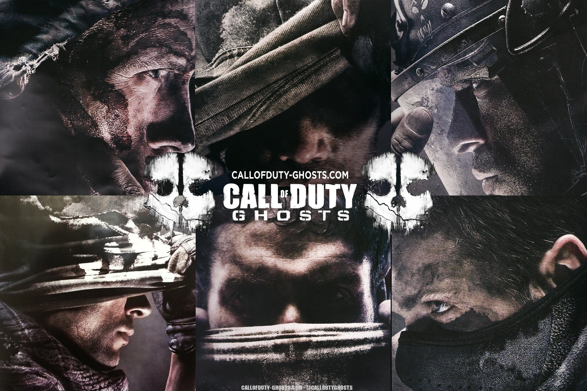 Free Download Call Of Duty Ghosts Pic 2 Wallpaper Image Armies Of