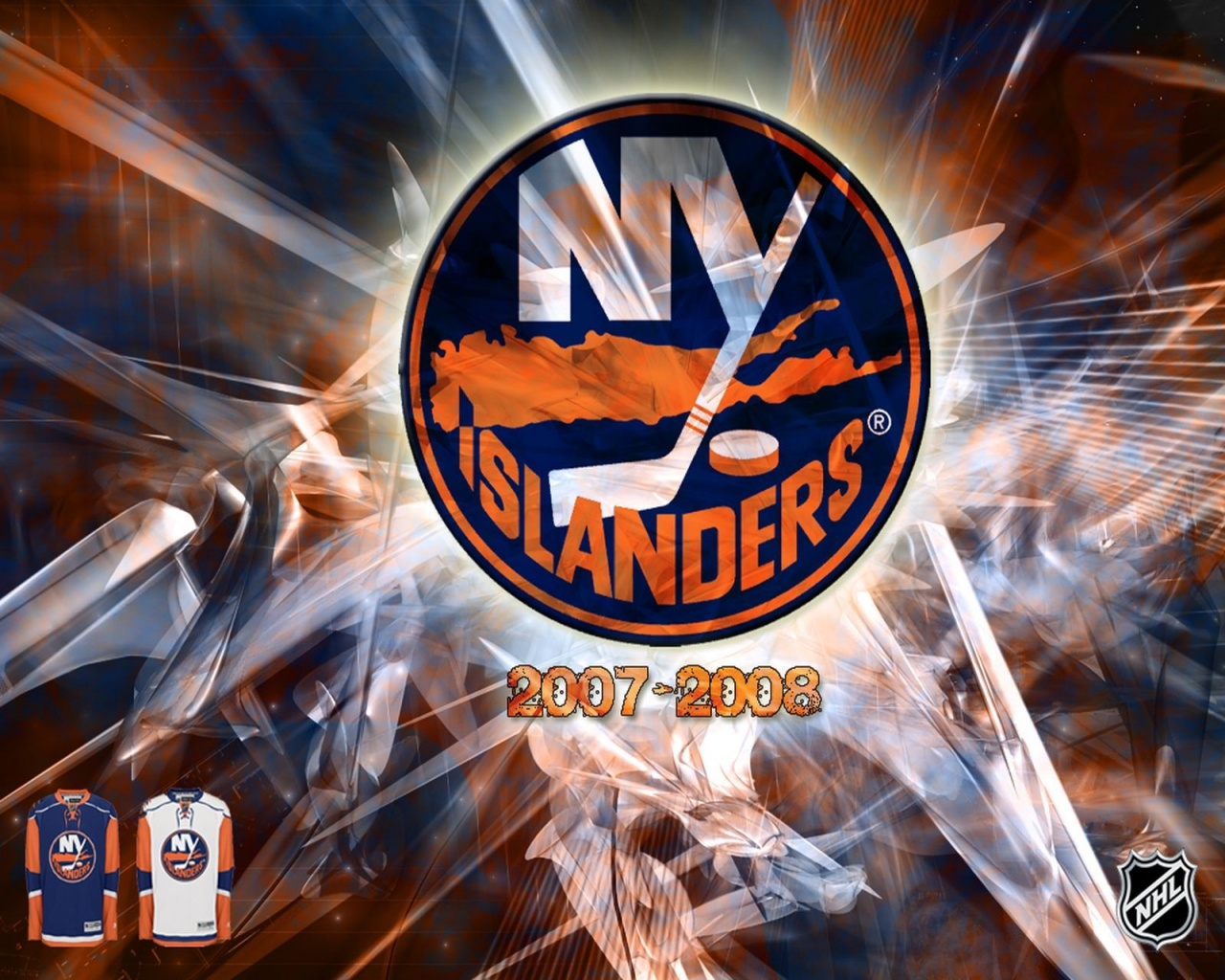 Awesome New York Islanders wallpaper New York Islanders wallpapers 1280x1024