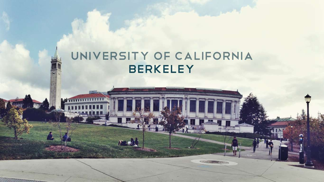 UC Berkeley Wallpapers 1366x768