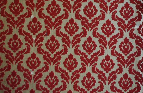 Flocked Wallpaper London Pub Flickr   Photo Sharing 500x326
