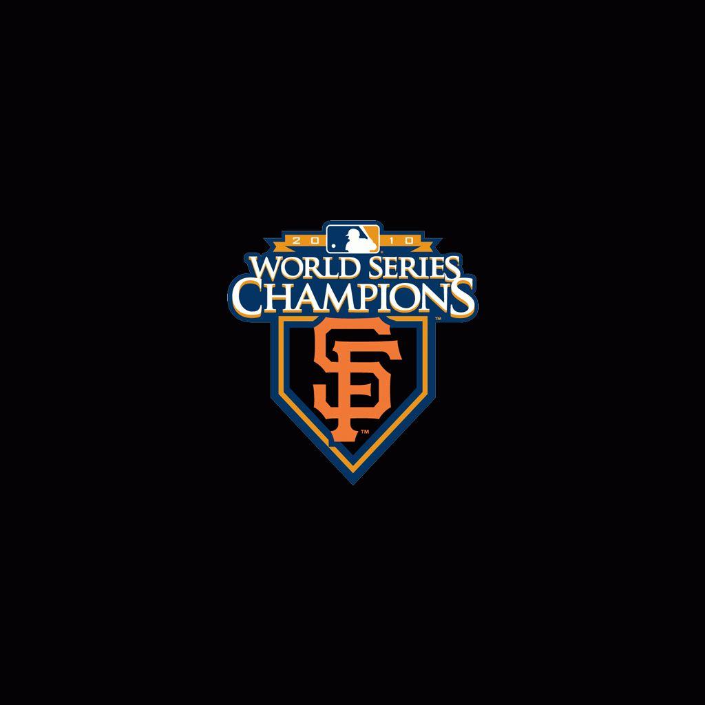 San Francisco Giants Logo Wallpapers 1024x1024