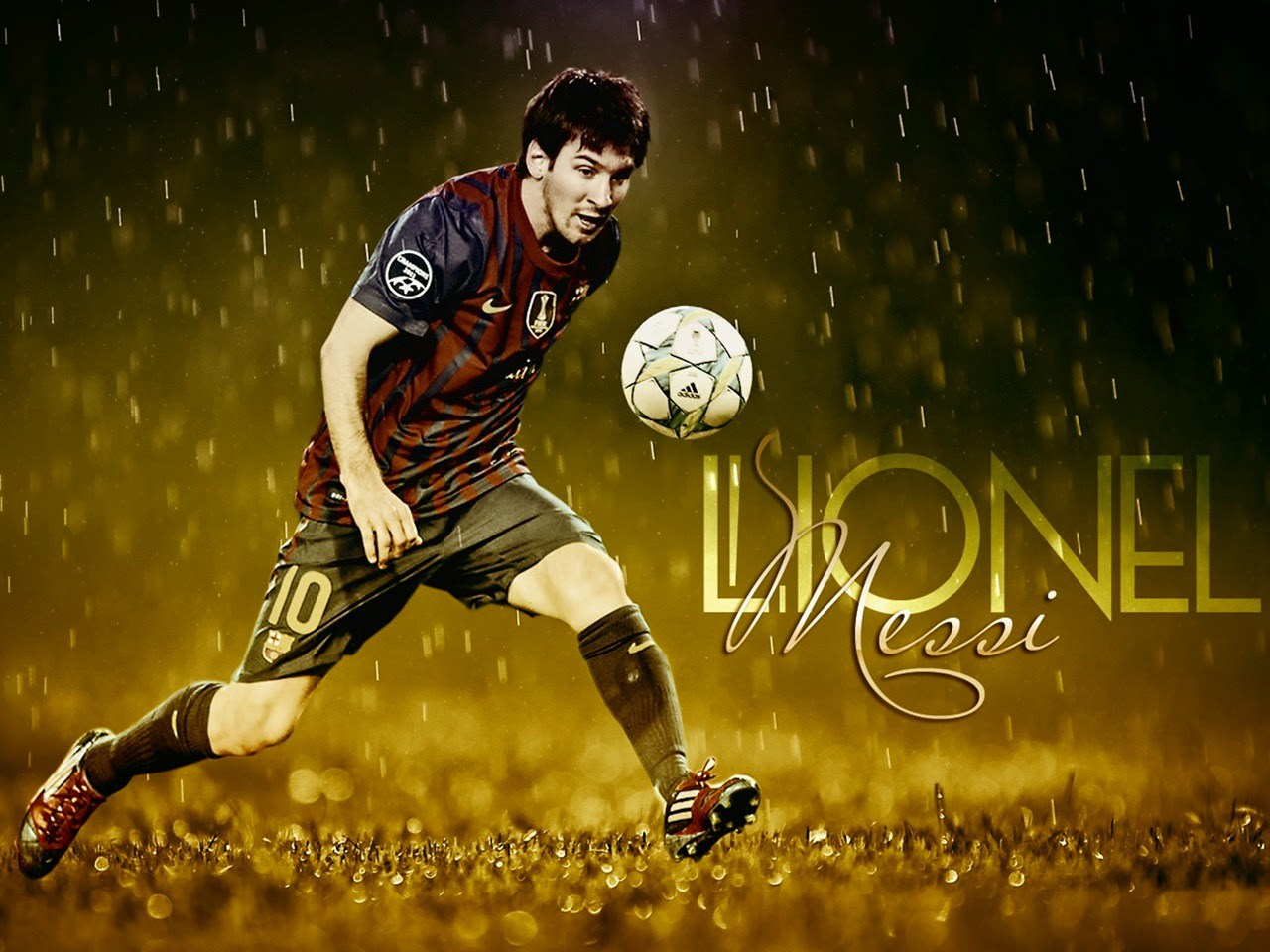 Leo Messi Wallpaper 2016 Pictures to Pin 1280x960