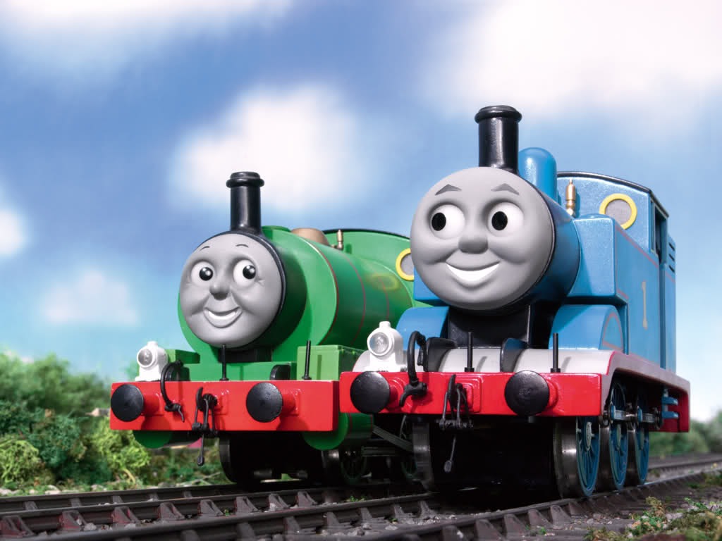 thomas and friends wallpaper 1024x768