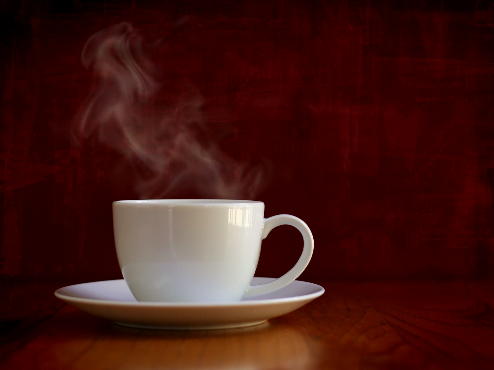 viewing gallery for steaming cup of coffee png steaming cup of coffee 1600x1200