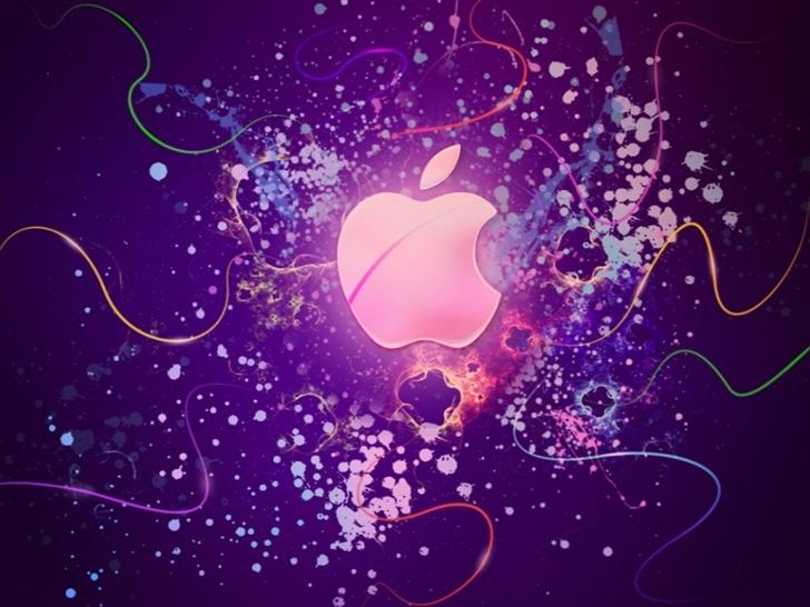 Abstract apple Mac Wallpaper Download Mac Wallpapers Download 728x546