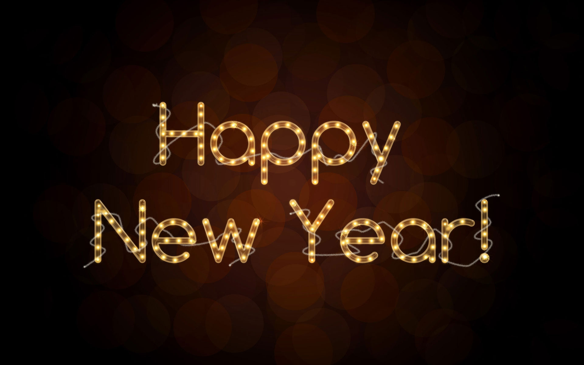 Premium 2012 Happy New Year Wallpapers 1920x1200