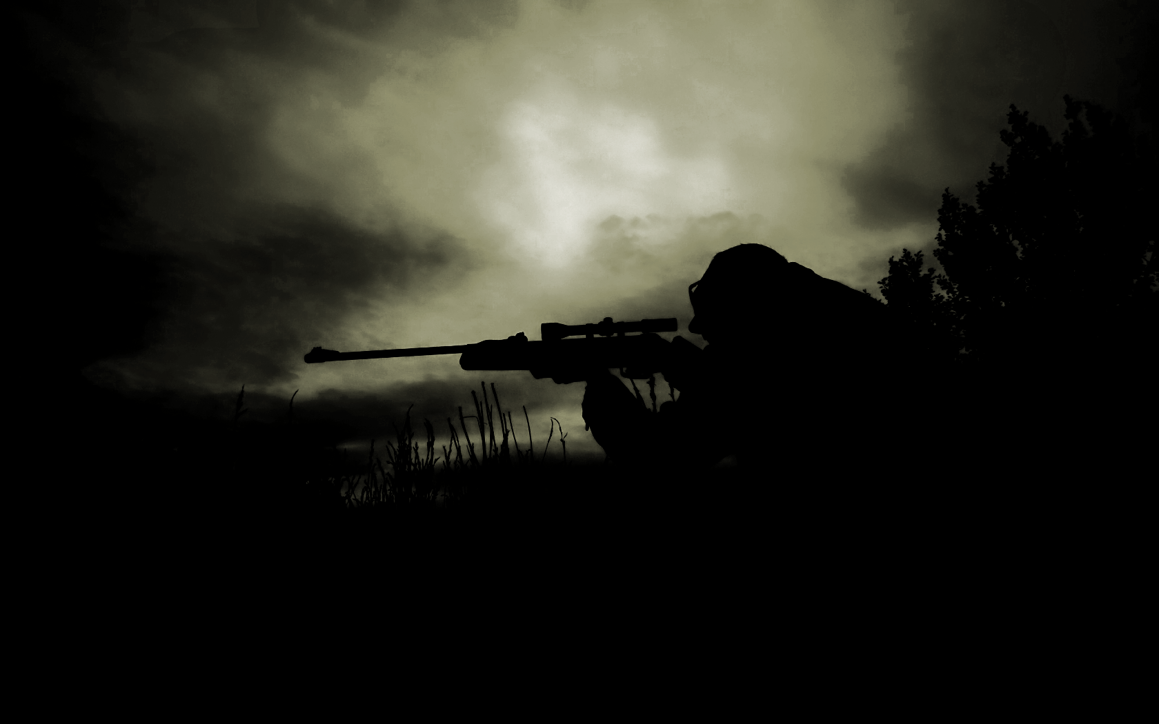 Cool Sniper Wallpapers Sniper wallpaper by xavur 1680x1050