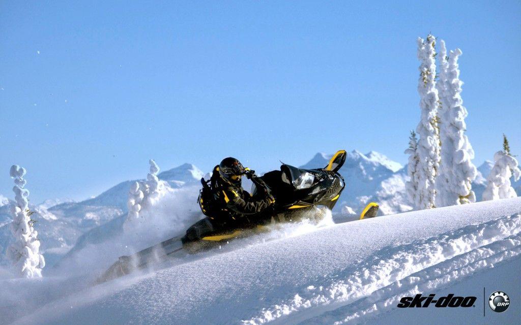 Ski Doo Wallpapers 1024x640