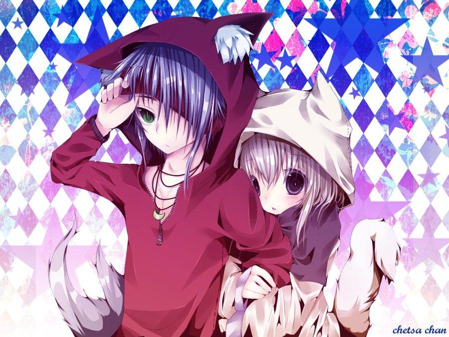Anime Neko Boy Wallpaper Neko Wallpaper Anime 900x675