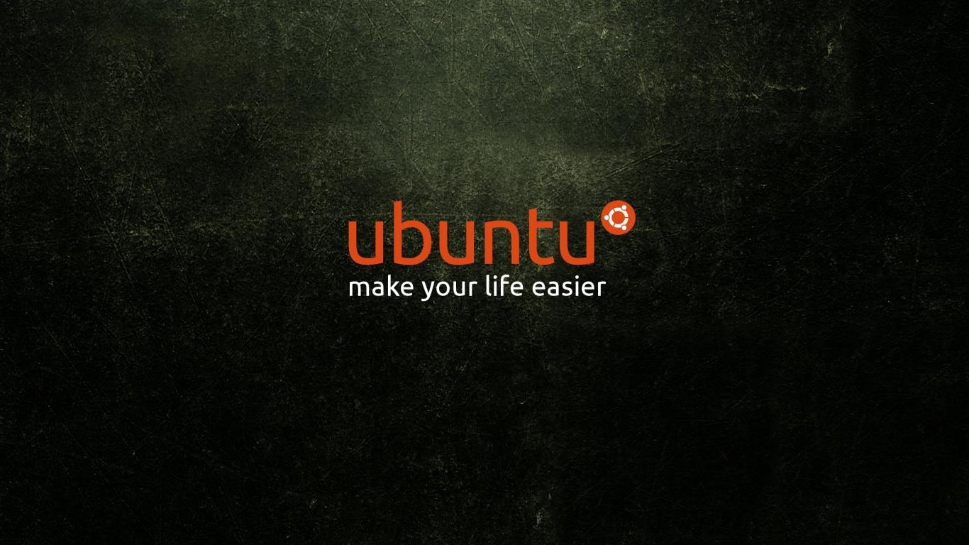 Ubuntu wallpaper hd 1366x768   imagenes   wallpapers gratis   Diseo 1366x768