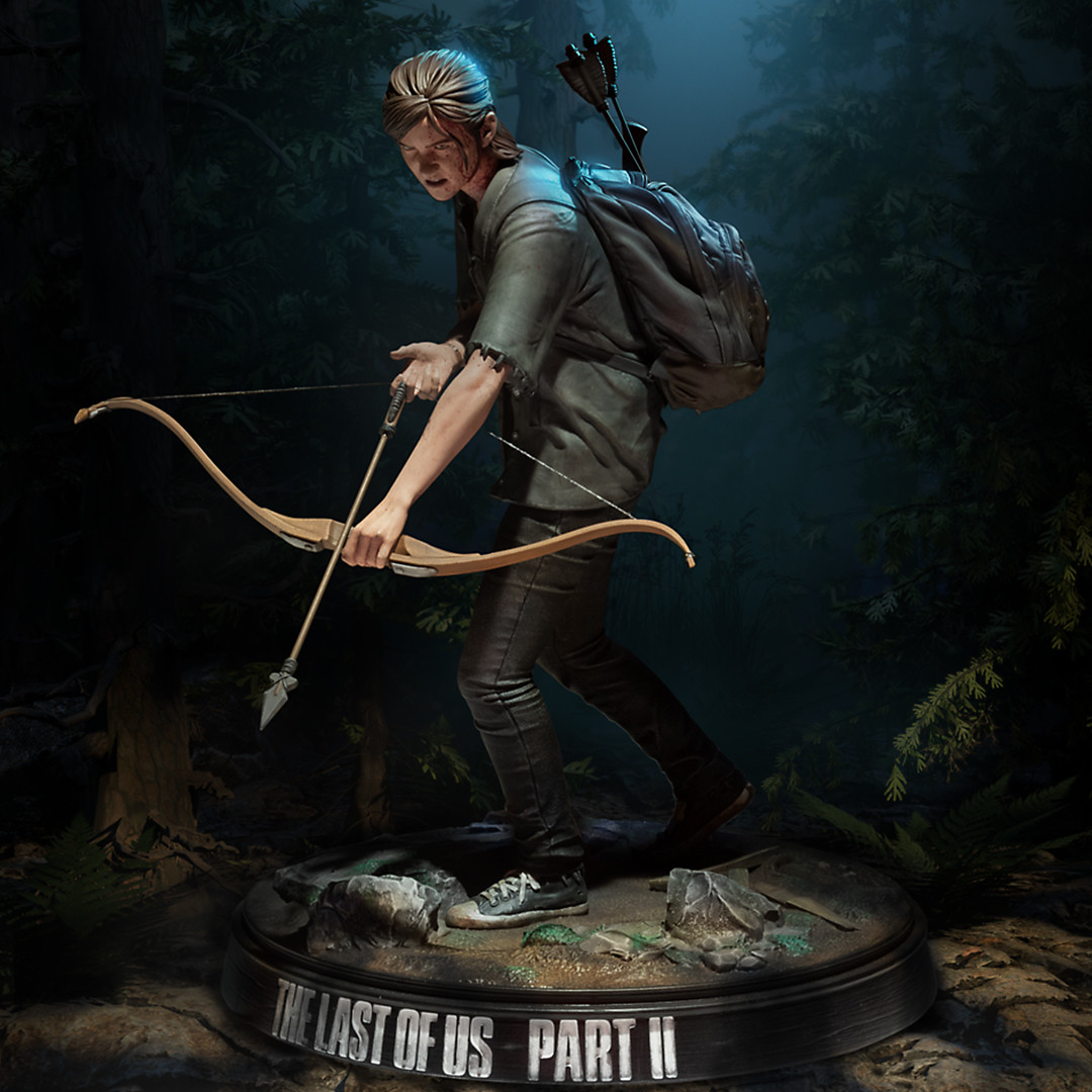 37 The Last Of Us Part Ii Video Game Ellie Wallpapers On Wallpapersafari