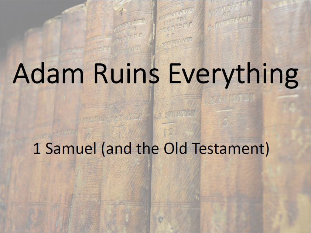 Adam Ruins Everything Wallpapers posted by Ryan Cunningham 1024x768