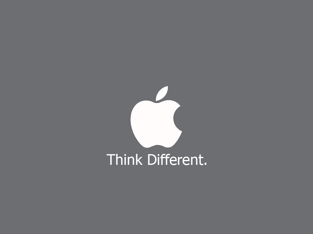 Free Download Apple Think Different Wallpapers By Dakirby309