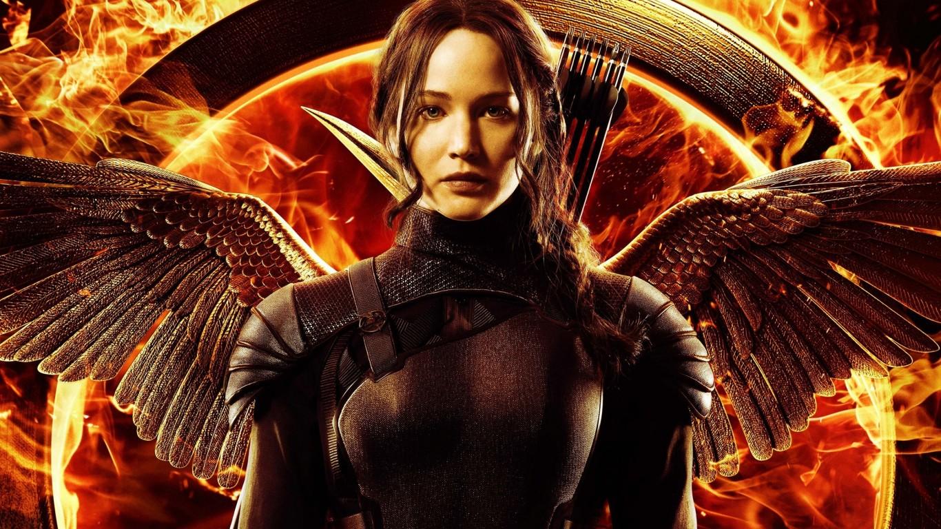 [48+] Hunger Games Wallpapers HD on WallpaperSafari
