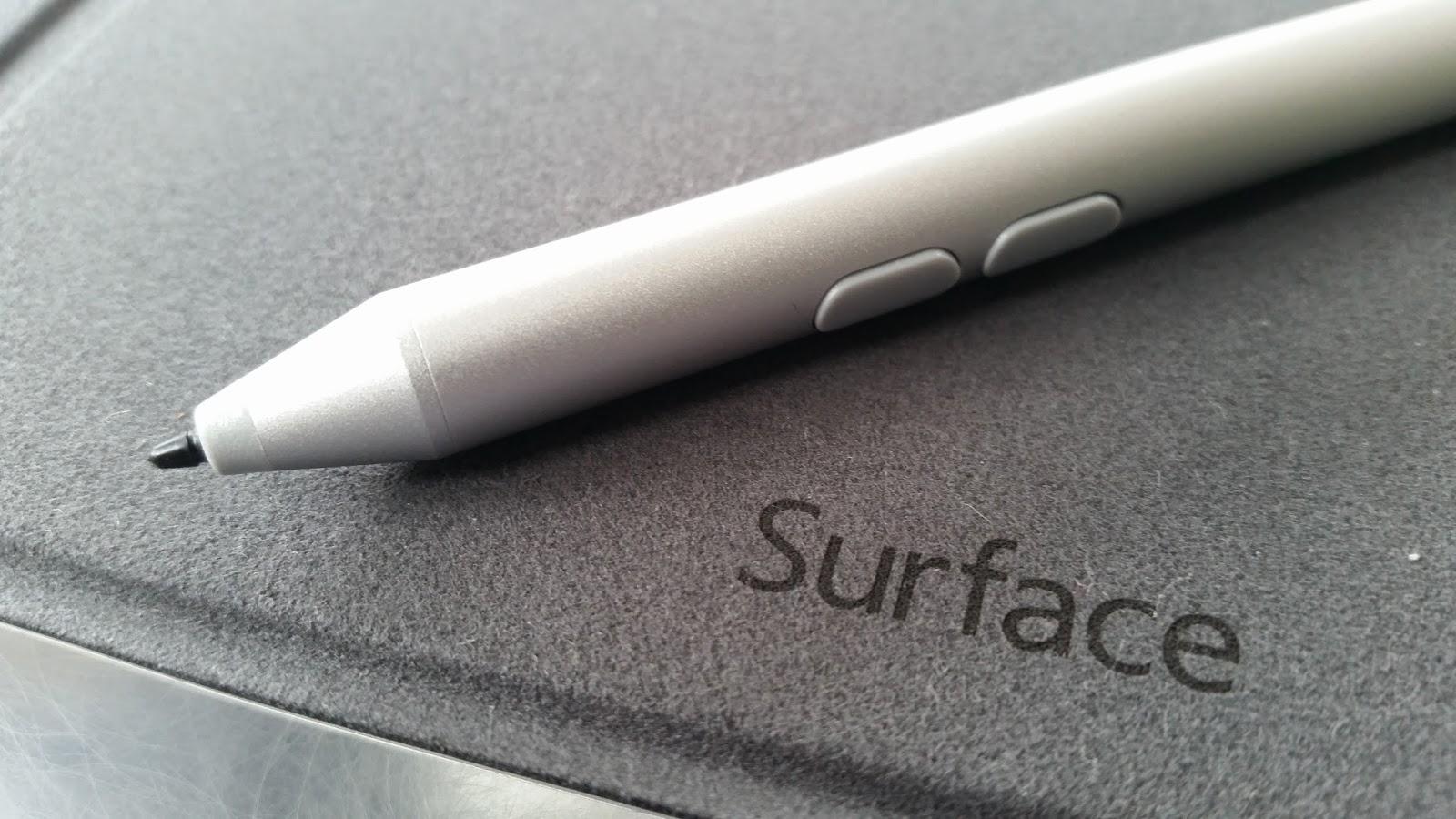 Surface Pro 3 Pen by soulofageek.com