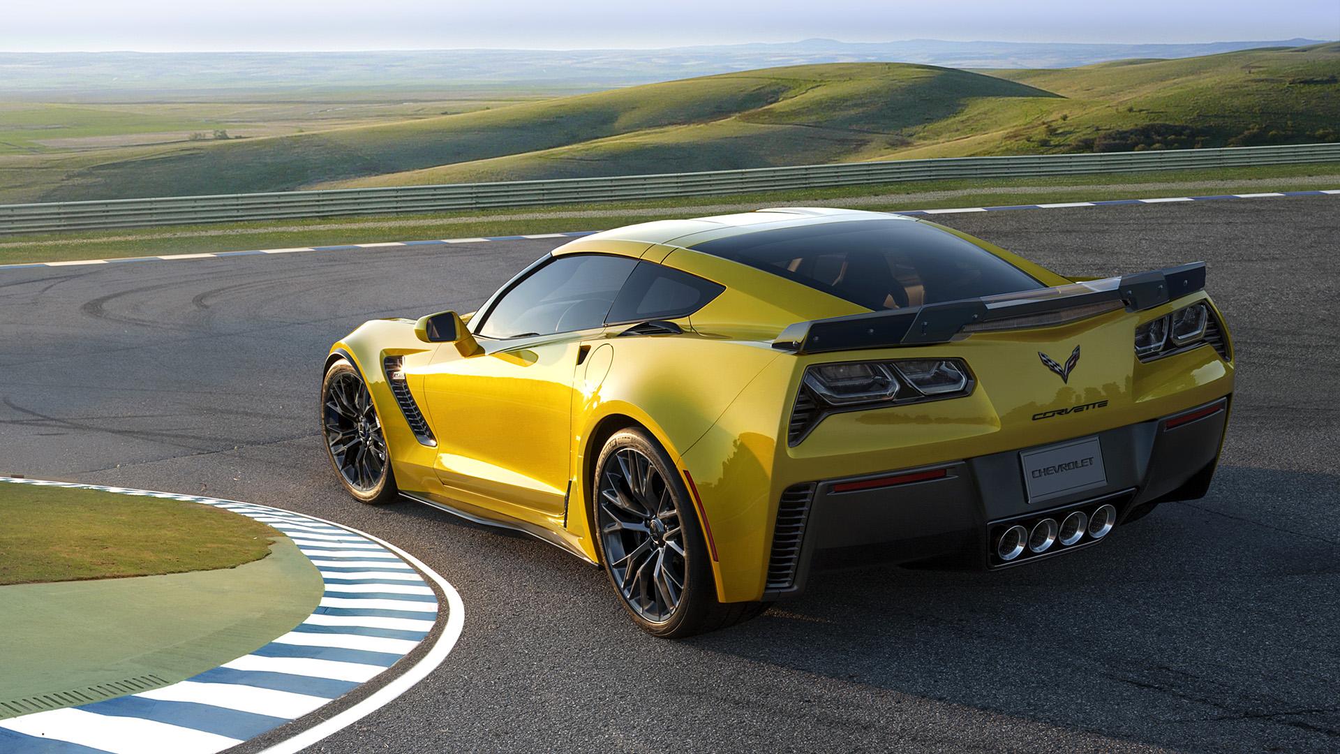 2015 Chevrolet Corvette Z06 Car Hd Wallpaper   HD 1920x1080