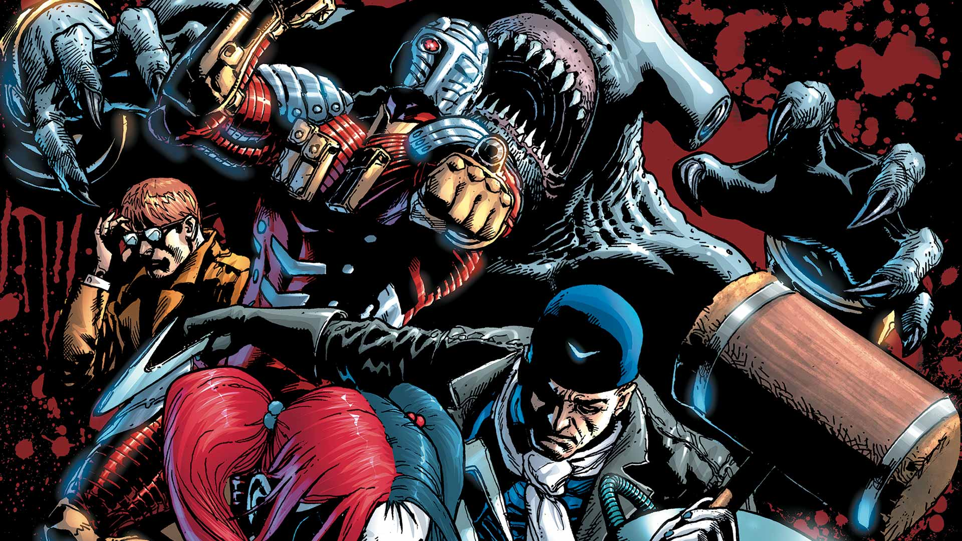 Suicide Squad Wallpaper   HD Wallpapers Backgrounds of Your Choice 1920x1080