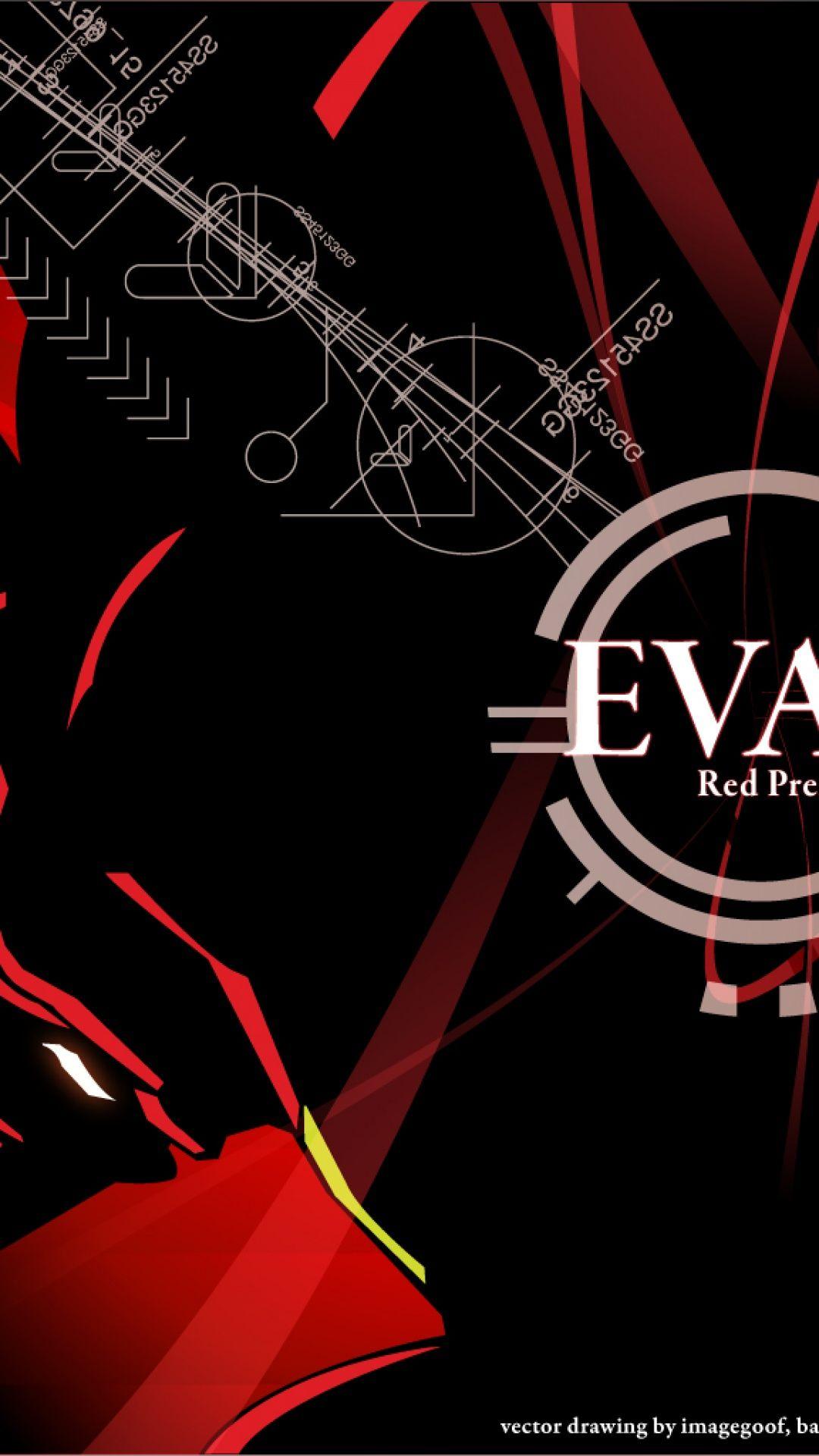 Evangelion Wallpaper iPhone Wallpaper Neon genesis evangelion 1080x1920