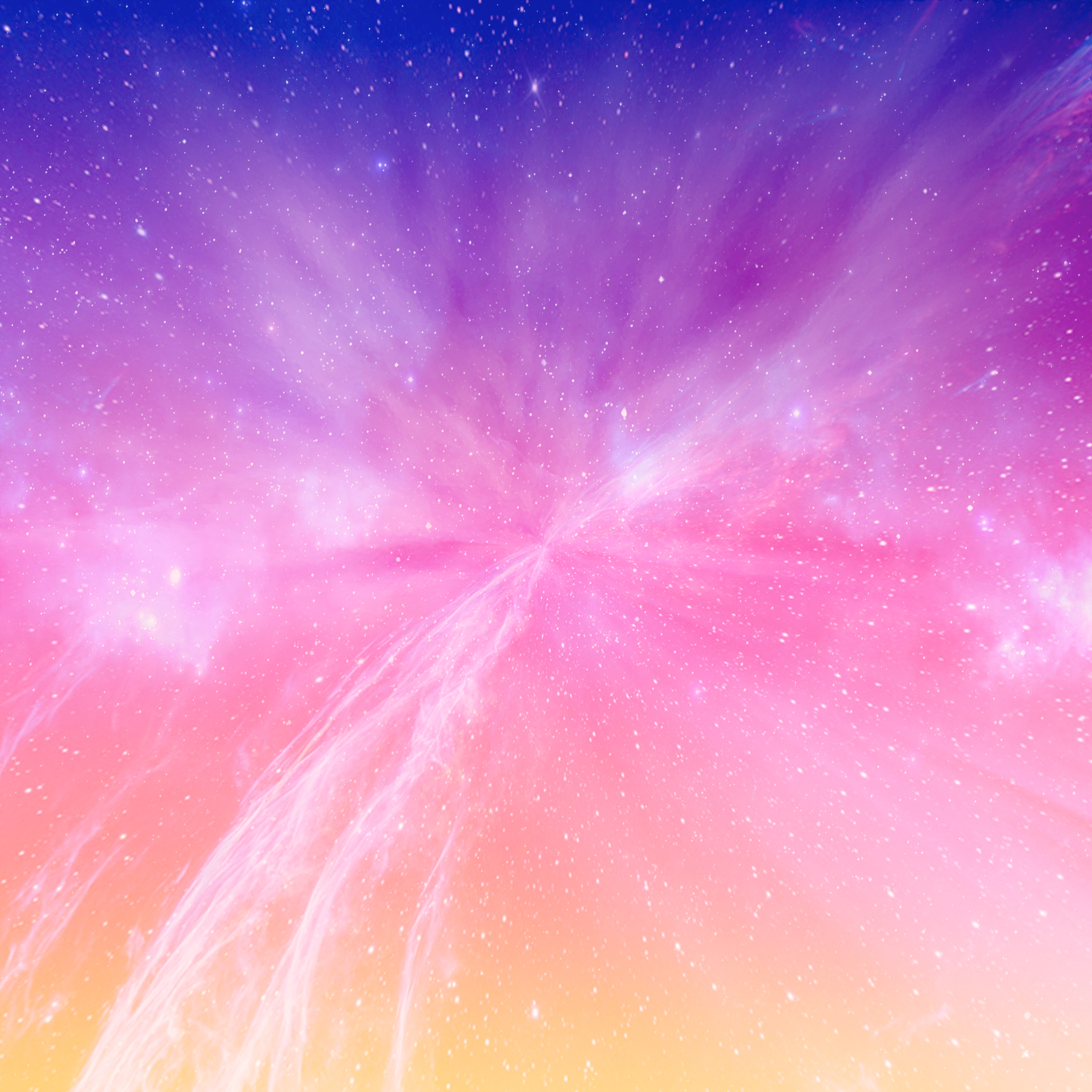 Colorful Iphone Wallpaper: Colorful Galaxy Wallpaper