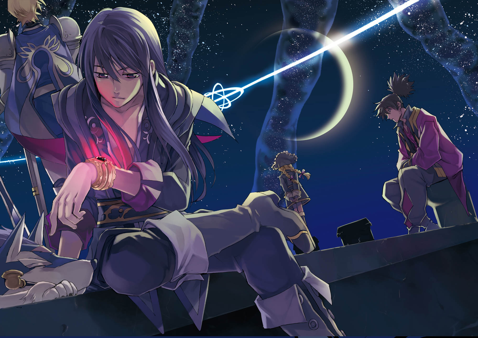 Tales Of Vesperia Computer Wallpapers Desktop Backgrounds 2000x1414 2000x1414