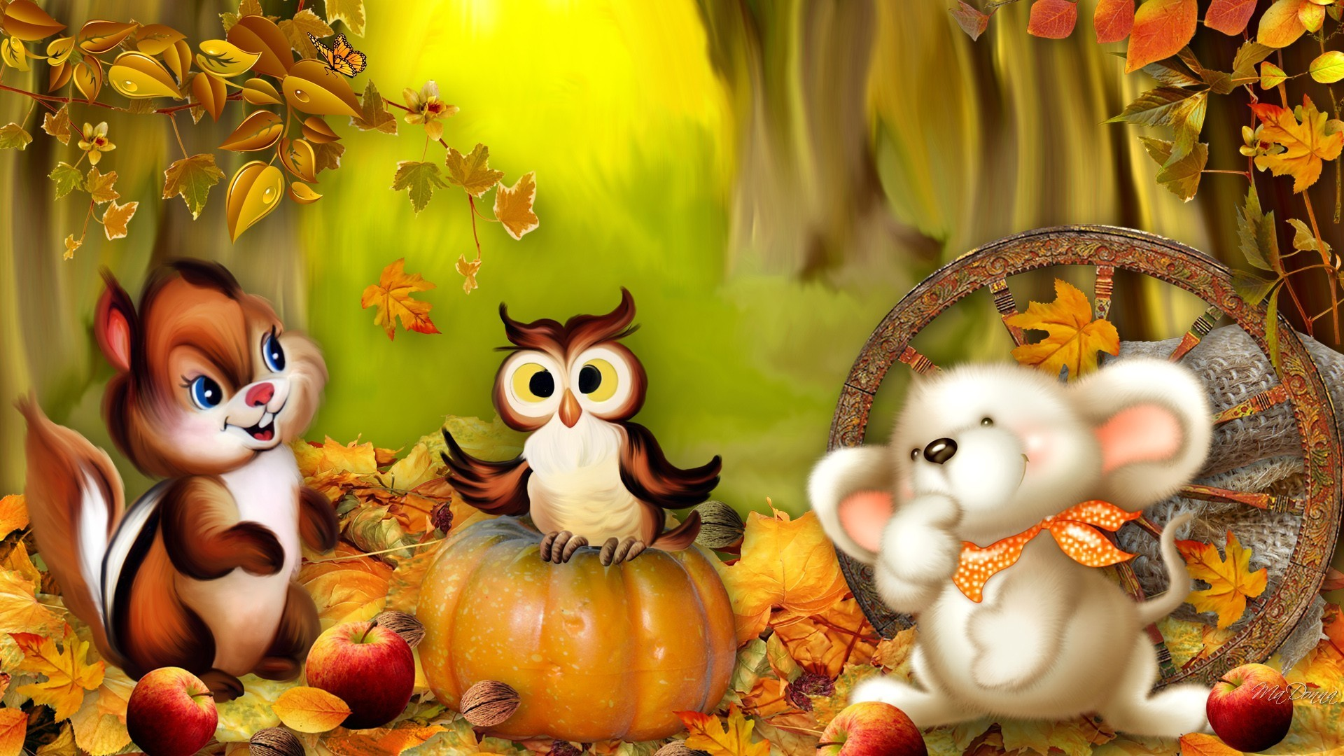 Fall Wallpaper Backgrounds With Pumpkins 55 images 1920x1080