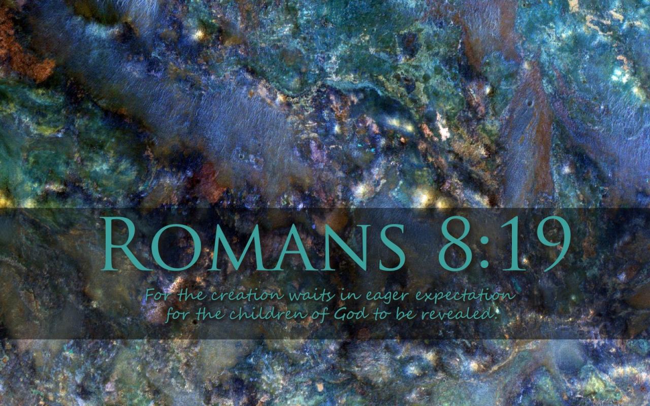 Romans 819 NASAJPL CaltechUniversity of Arizona Christian 1280x800