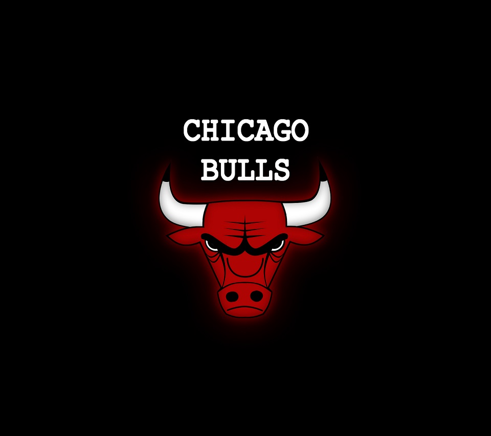 Free Download Bull Chicago Logo Chicago Bulls Android 960x853