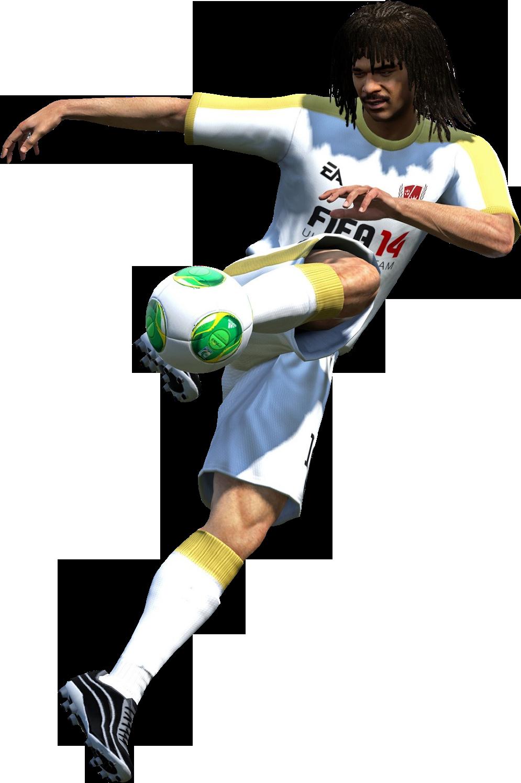Ruud Gullit Fifa 14 by JrRenders 995x1495