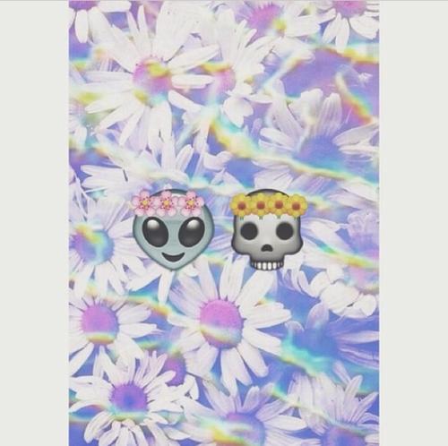 Alien Emoji Tumblr Backgrounds Hipster Tumblr Emojis Alien 500x498